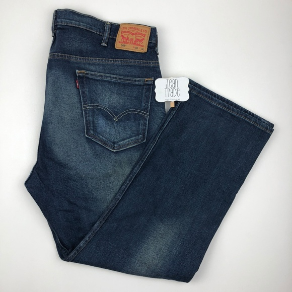 Levi's Other - Levi's 569 straight fit jeans